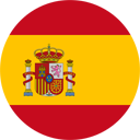 Spain flag almost fluent speaker